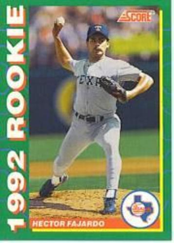 Photo of 1992 Score Rookies #23 Hector Fajardo