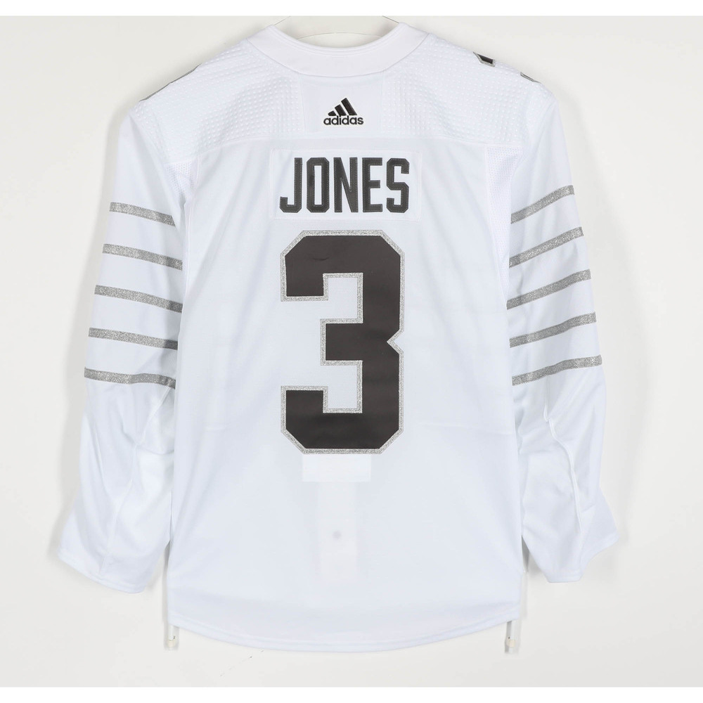 Seth Jones Columbus Blue Jackets Player-Issued 2020 All-Star Game Jersey