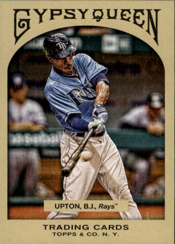 Photo of 2011 Topps Gypsy Queen #282 B.J. Upton