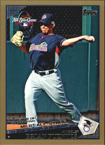 Photo of 2009 Topps Update Gold Border #UH196 Brian Fuentes