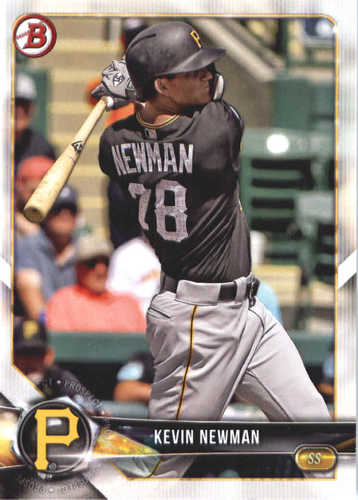 Photo of 2018 Bowman Prospects #BP17 Kevin Newman