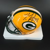 PCF - Packers Ty Montgomery Signed Mini Helmet