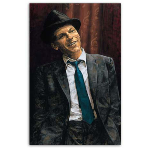 Photo of Frank Sinatra Celebrity Icon Collection