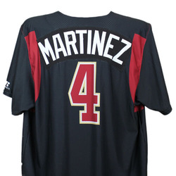 Photo of 2014 BLACK HOME JERSEY #4 - JOSE MARTINEZ - L