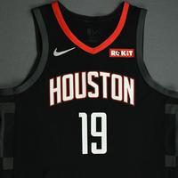 Tyson Chandler - Houston Rockets - Game-Worn Statement Edition Jersey - NBA Japan Games - 2019-20 NBA Season
