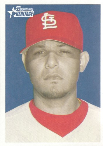 Photo of 2006 Bowman Heritage #38 Yadier Molina