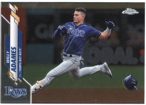 Photo of 2020 Topps Chrome #179 Willy Adames