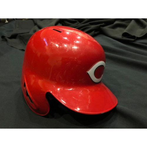Photo of Drew Storen - Team-Issued Helmet - Used During 2017 Season