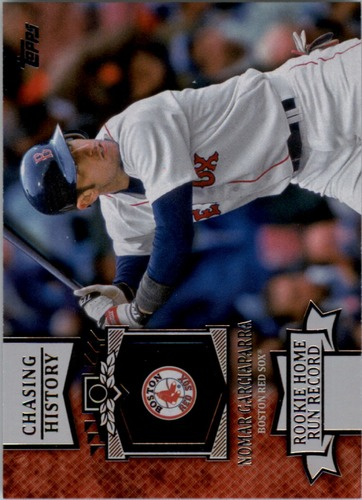 Photo of 2013 Topps Chasing History #CH104 Nomar Garciaparra