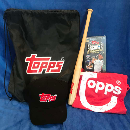 Photo of UMPS CARE AUCTION: Topps Gift Pack