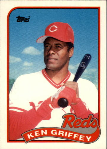 Photo of 1989 Topps Traded #40T Ken Griffey Sr.
