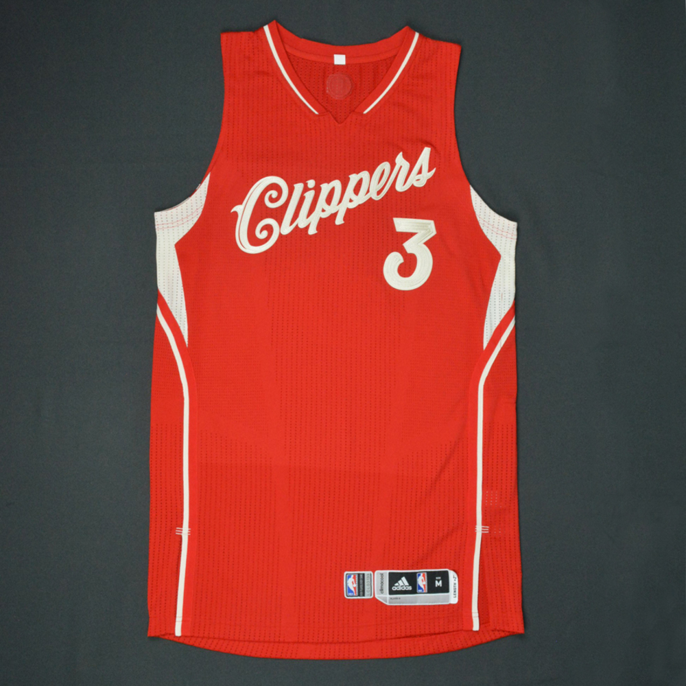 a4cd3fe86e5 Chris Paul - Los Angeles Clippers - Game-Worn Jersey - NBA Christmas Day