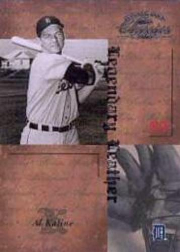 Photo of 2004 Donruss Classics Legendary Leather #26 Al Kaline