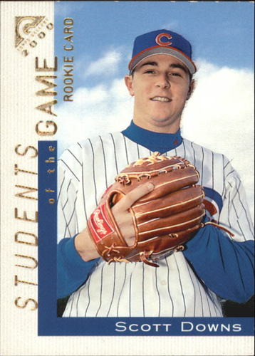 Photo of 2000 Topps Gallery #148 Scott Downs SG RC