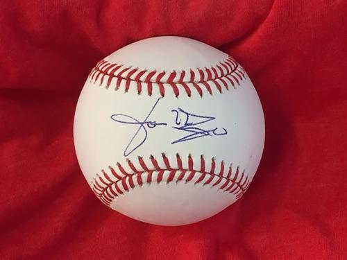 Jose Rijo Autographed Baseball