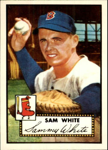 Photo of 1983 Topps 1952 Reprint #345 Sammy White