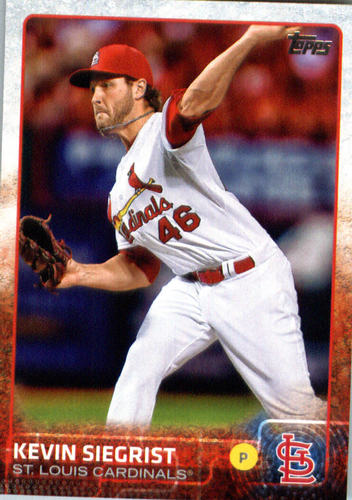 Photo of 2015 Topps Update #US56 Kevin Siegrist