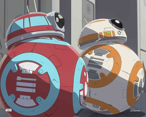BB-8 and CB-23