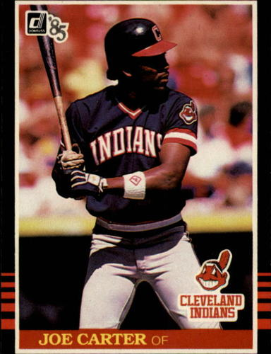 Photo of 1985 Donruss #616 Joe Carter