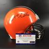 NFL - Browns Nick Chubb Signed Proline Helmet