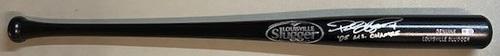 """Photo of Paul Konerko Autographed """"05 WS Champs"""" Louisville Slugger Bat"""
