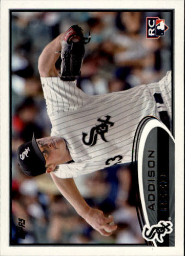 Photo of 2012 Topps #183 Addison Reed RC