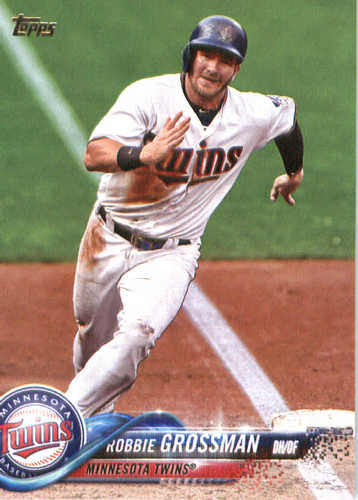 Photo of 2018 Topps #94 Robbie Grossman