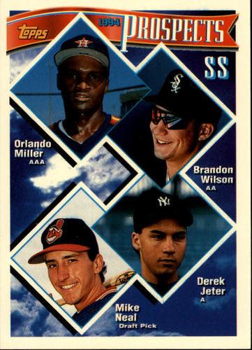 Photo of 1994 Topps #158 Derek Jeter