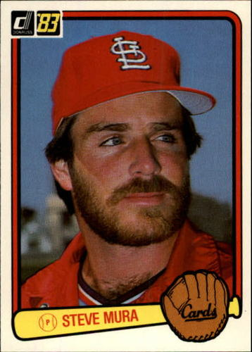 Photo of 1983 Donruss #292 Steve Mura