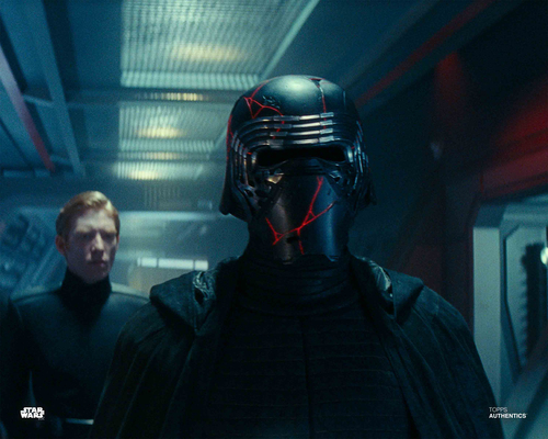 Kylo Ren and General Hux