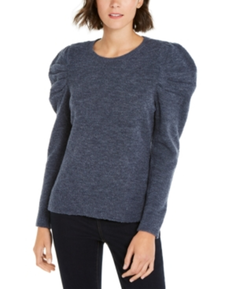 Photo of Inc Puff-Sleeve Sweater