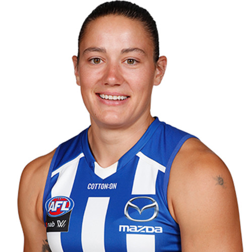 Photo of LOT ZJ - 2021 AFLW AWAY GUERNSEY - MATCH WORN BY KATE GILLESPIE- JONES #5