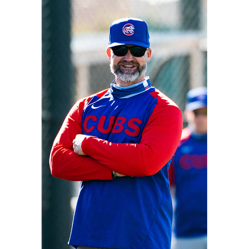 Photo of Cubs Experience -- Wrigley Field Dinner with Boog & Cubs Manager, David Ross