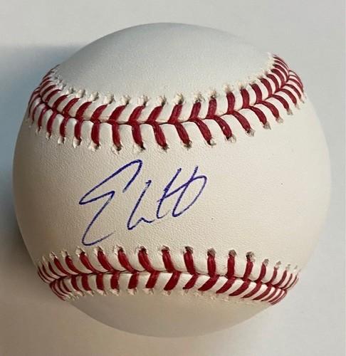 Photo of Evan White Autographed Baseball