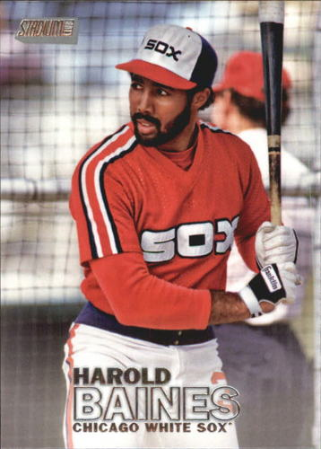 Photo of 2016 Stadium Club #48 Harold Baines