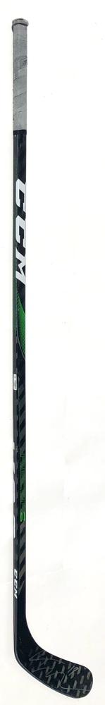 #19 Alex Iafallo Game Used Stick - Autographed - Los Angeles Kings