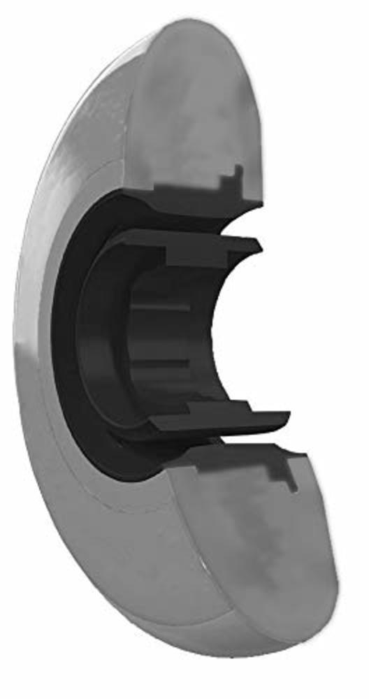 Photo of Revision Asphalt Pro Indoor/Outdoor Inline Roller Hockey Wheels - 80mm 4 Pack - Grey