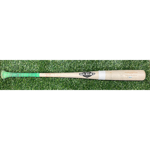Minnesota Twins: Game-Used Broken Bat - Red Sox at Twins - Martin Perez to Byron Buxton - Double to LF - Bottom 1 - 4/13/2021