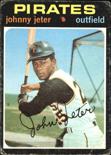 Photo of 1971 Topps #47 Johnny Jeter