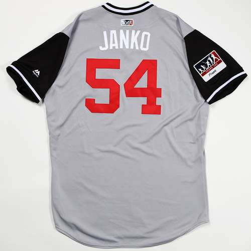 "Photo of Jeanmar ""Janko"" Gomez Chicago White Sox Game-Used Jersey 2018 Players' Weekend Jersey"