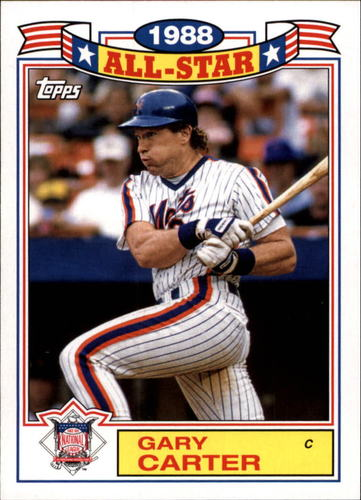 Photo of 2014 Topps Archives '87 All-Stars #87GC Gary Carter