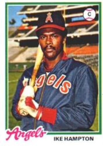 Photo of 1978 Topps #503 Ike Hampton RC
