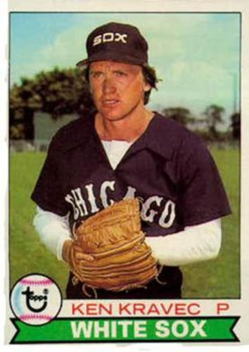 Photo of 1979 Topps #283 Ken Kravec