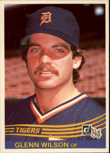 Photo of 1984 Donruss #618 Glenn Wilson