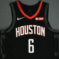 Gary Clark - Houston Rockets - Game-Worn Statement Edition Jersey - NBA Japan Games - 2019-20 NBA Season