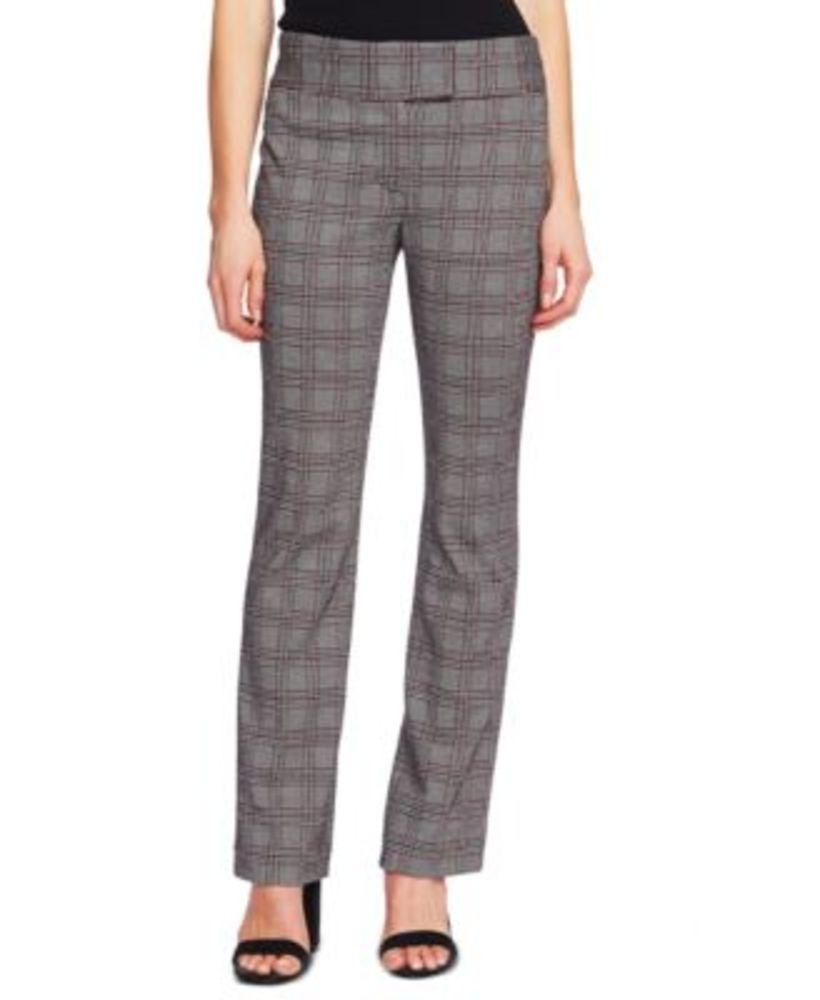 Photo of CeCe Plaid Pants
