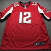 Falcons - Mohammed Sanu Signed Replica Jersey Size L