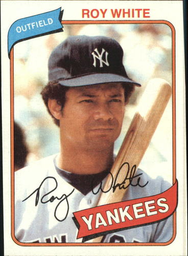 Photo of 1980 Topps #648 Roy White