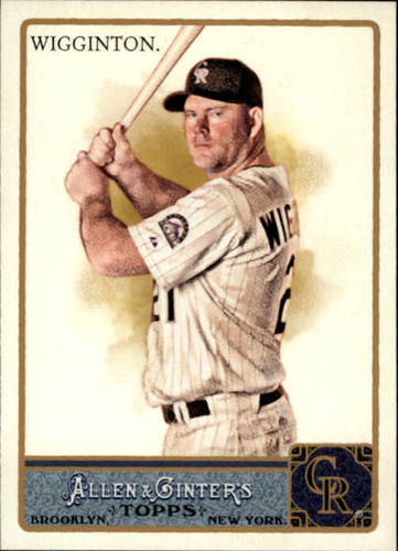 Photo of 2011 Topps Allen and Ginter #2 Ty Wigginton
