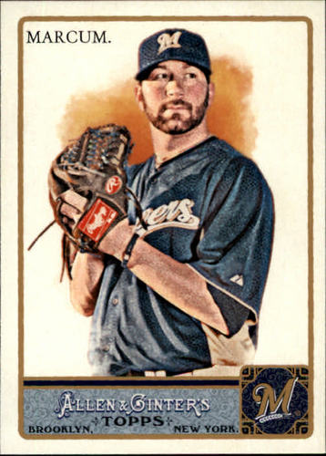 Photo of 2011 Topps Allen and Ginter #217 Shaun Marcum